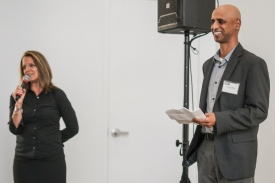 Kelly Gifford, ICA and Kannan Thiruvengadam